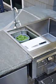 What Is The Best Material For Kitchen Sinks by Designing The Ultimate Outdoor Kitchen Porch Advice