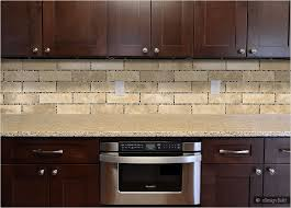 subway backsplash tiles kitchen travertine tile backsplash tumbled travertine backsplash in the