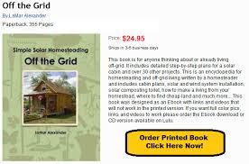 home simple solar homesteading