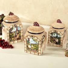 black canister sets for kitchen ceramic kitchen canister sets cheap black white striped set