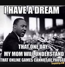 The Game Meme - lol i wish my mom would understand tag some friends cod