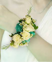 teal corsage corsages boutonnieres wrist corsages roanoke va cuts creative