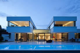 pool artistic modern houses unique swimming pool houses designs