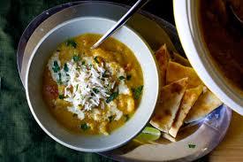 indian spiced cauliflower soup u2013 smitten kitchen
