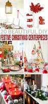 20 beautiful diy festive christmas centerpieces frugal mom eh