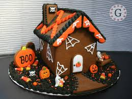 halloween gingerbread house gingerbread house lane