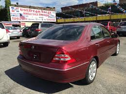 mercedes used car sales mercedes c class 2005 in staten island ny
