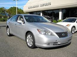 lexus s 350 2008 used lexus es 350 4dr sedan at richardson imports serving