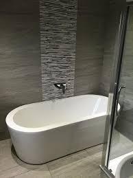 Modern Bathroom Tiling Gray Bathroom Tile Ideas Dayri Me