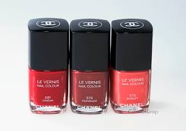 chanel avant premiere nail polish starlet cinema and paparazzi