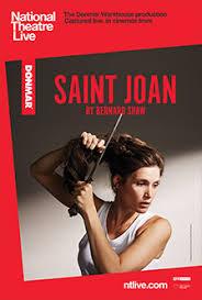 national theatre live saint joan info tickets landmark theatres
