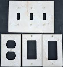 receptacle cover night light light outlet covers porcelain ceramic switch plates and receptacle
