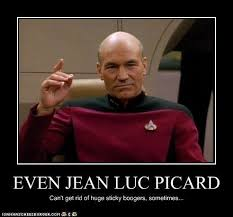 Jean Luc Picard Meme - star trek the next generation captain picard meme trek best of the