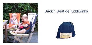 siege nomade bébé siège pour bébé nomade sack n seat actufraise