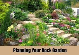 Rock Garden Plan Plan Your Garden Tips To Plan Your Own Rock Garden Plan Your