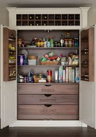 Kitchen Pantry Storage Cabinets Kitchen Pantry Organization Ideas Storage Cabinet Shelves Diy Walk