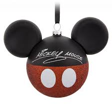 mickey mouse icon ornament shorts shopdisney