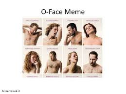 O Face Meme - extreme memes o faces paper bags and the paratexts of nymp maniac