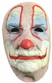 Scary Clown Halloween Costumes Men Evil Scary Clowns Scary Clown Costumes Props Masks