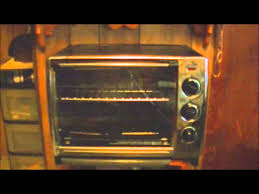 Large Toaster Oven Reviews Hamilton Beach Convection Oven Review Youtube