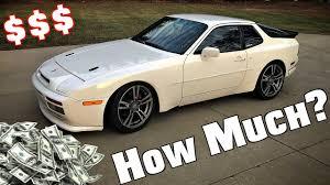 porsche 944 ls1 how much did my ls swapped porsche cost