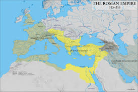 Roman Map Resources History Of Christianity Ancient