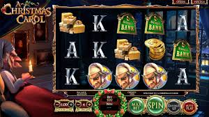 a christmas carol game in jackpot casino