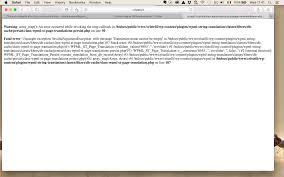 string translation stops me from editing revolution slider fatal