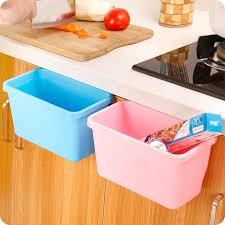 plastique cuisine en plastique cuisine bacs poubelle suspendus en plastique poubelle