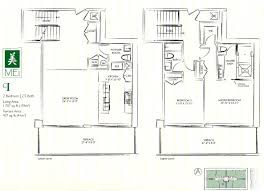 2 Bedroom Condo Floor Plans Mei Miami Beach Condo 5875 Collins Florida 33140 Apartments
