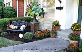 Landscaping Ideas Front Yard by Inspiring Fall Landscaping Ideas Front Yard Images Design