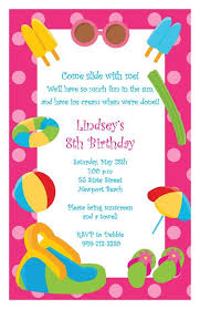 25 best water park backyard birthday party images on pinterest
