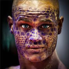 Face Paint Spray - spray face paint rostros pinterest photography