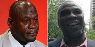 Memes Without Words - charles oakley reveals what michael jordan thinks about crying