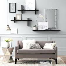 wall shelving ideas shelves for walls black and white wall shelves decorating ideas with