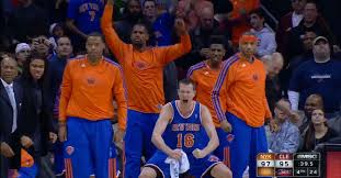 basketball bench celebrations the nba s most spectacular bench celebrations of the season video