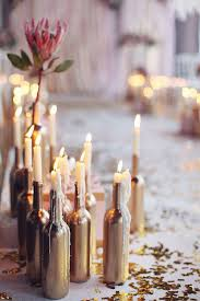 candle centerpieces wedding 20 simple and chic candle centerpieces