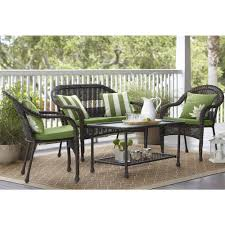 garden treasures severson 4 piece conversation set at lowe u0027s