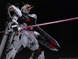 watashi to tokyo paint gundam model in skin color