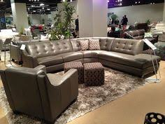 Leather Sofa Portland Oregon by 2678cs Hazelnut Leather 6 Piece Sectional By Htl Great American