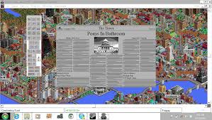 Simcity Meme - with all the simcity controversy i decided to revisit sim city 2000