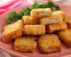membuat nugget ayam pakai tepung terigu cara membuat nugget ayam sayur enak satu resep