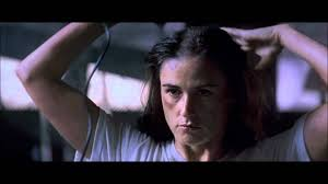 demi moore haircut in ghost the movie demi moore actress with shaved head in a movie