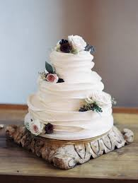 wedding cake icing stylish arizona wedding with secret garden vibes ruffles