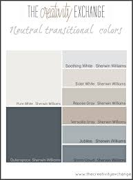 color palette gray starting point for choosing paint colors for a home