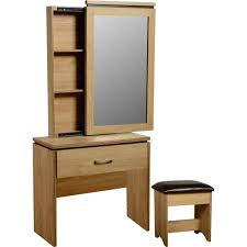 Dressing Table Set Charles 1 Drawer Dressing Table Set Low Cost Furniture Direct