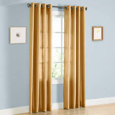 Jcpenney Grommet Drapes by Decor Glamour Gold Grommet Jc Penneys Drapes Curtain Panels For