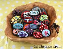 Painting Rocks For Garden 8 Interesting Ways To Paint Rocks