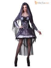 Ghost Bride Halloween Costume Corpse Bride Costume Ebay