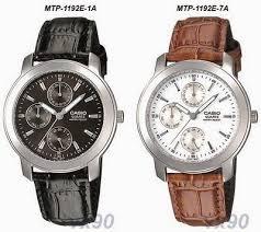 Jam Tangan Casio Mtp jam tangan casio mtp 1192e gerai koleksi olshop